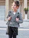 Krásny kabátik ABEL&LULA 5822-009