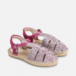 MAYORAL dievčenské sandále 43799+45799-081 fuxia