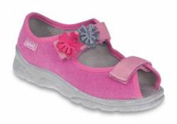 Textilné dievčenské sandále BEFADO 969Y102