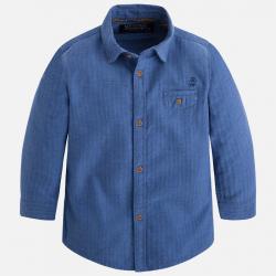 MAYORAL chlapčenská košeľa 4139-020 blue