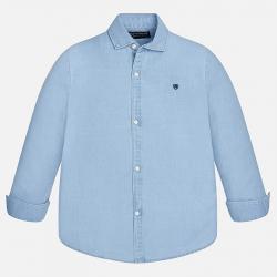 MAYORAL chlapčenské košeľa 7137-065 bleach