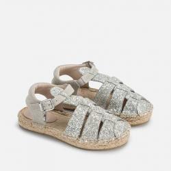 MAYORAL dievčenské sandále 43799+45799-082 off white