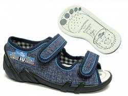 6b15623d7762a Detské papučky sandálky RENBUT 23-378 Maxi 16