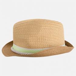 e87260627 MAYORAL letný klobúk 10389-014 green