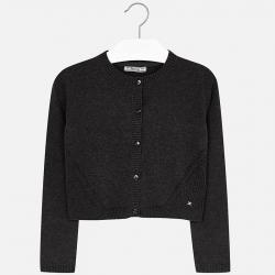 MAYORAL dievčenský sveter 326-049 antracit