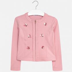 MAYORAL dievčenský sveter 6414-096 blush