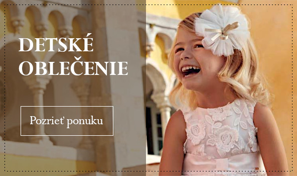 Detské oblečenie - Obuvkovo.sk