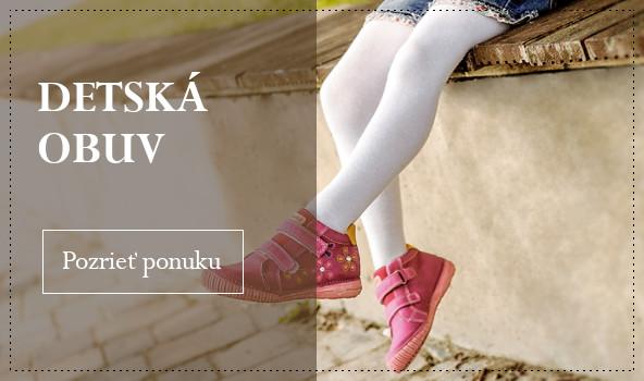 Detská obuv - Obuvkovo.sk