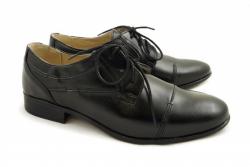 Chlapčenská spoločenská  obuv RENBUT 33-4215+43-661
