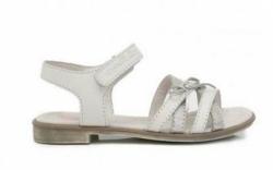 Dievčenské letné sandále D.D.STEP K356-6000AL white