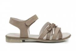 Dievčenské letné sandále D.D.STEP K356-6000BM cream