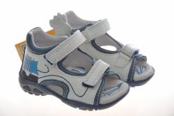 D.D.STEP  letné sandále AC290-7017 white