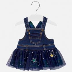 Šaty s tylovou sukňou MAYORAL 2906-032 bottle