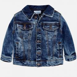 MAYORAL chlapčenský rifľový kabát 420-005 denim