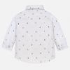 MAYORAL chlapčenská košeľa 2130-024 white