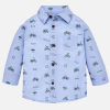 MAYORAL chlapčenská košeľa 2140-088 lightblue