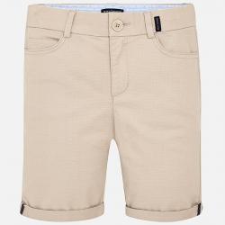 MAYORAL chlapčenské krátke nohavice 6230-085 Jute