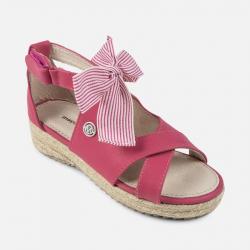 MAYORAL dievčenské sandále 43895+45895-047 fuxia