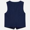 MAYORAL elegantná vesta 6438-089 Blue