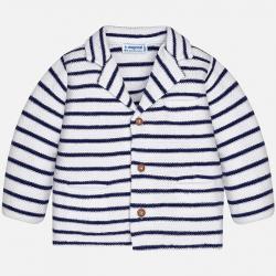 MAYORAL chlapčenský sveter 1446-035 stripes