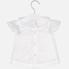 MAYORAL  dievčenské  tričko 1124-011 White