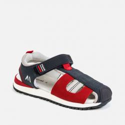 MAYORAL  sandále s uzavretou špičkou 43217-026 Red