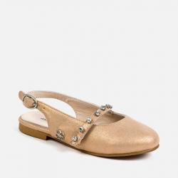 MAYORAL dievčenské balerínky 43151-090 copper
