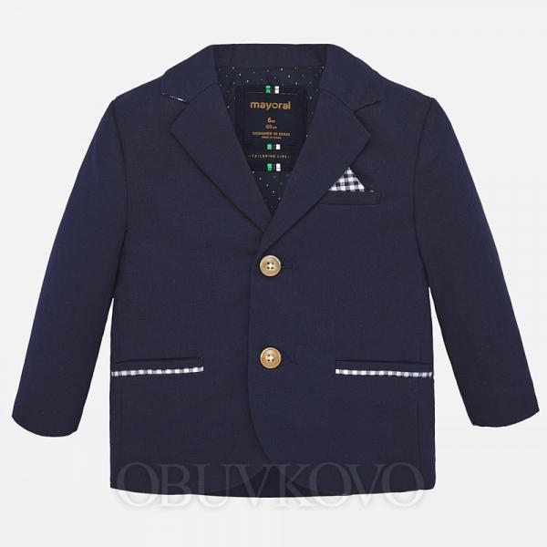 MAYORAL chlapčenské sako kabátik 1453-029