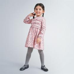 MAYORAL dievčenské šaty ružové 4984-083 blush