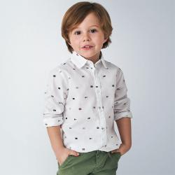 MAYORAL chlapčenská košeľa 4141-034