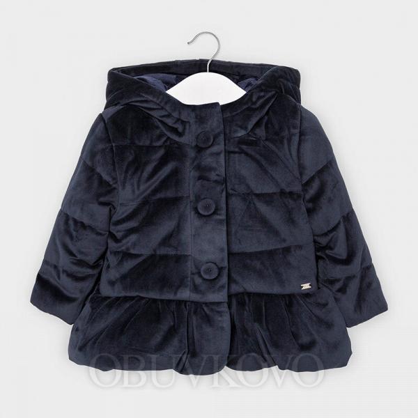 MAYORAL exkluzivný dievčenský kabát 2411-032