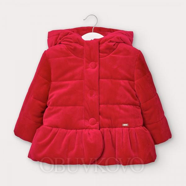 MAYORAL exkluzivný dievčenský kabát 2411-031