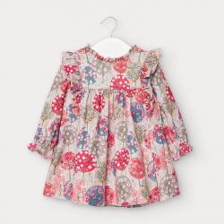 MAYORAL dievčenské šaty 2957-022