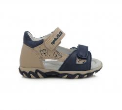 Letné sandále D.D.STEP AC625-51B grey