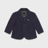 MAYORAL chlapčenské sako kabátik 1404-06 navy