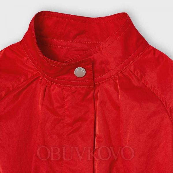 Metalická MAYORAL prechodná bunda 3484-051 red