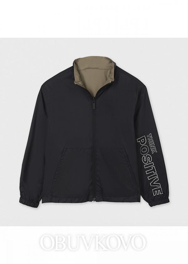 MAYORAL  chlapčenská bunda obojstranná 6489-054 vinil