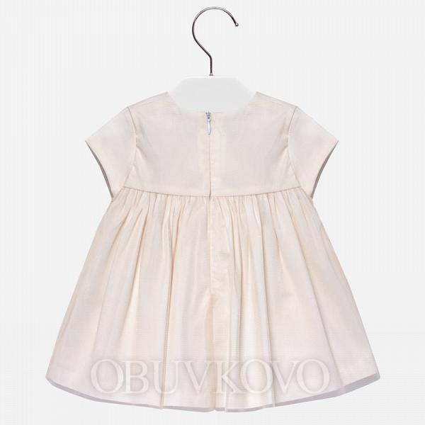 Dievčenské šaty MAYORAL 2932-051 Natural