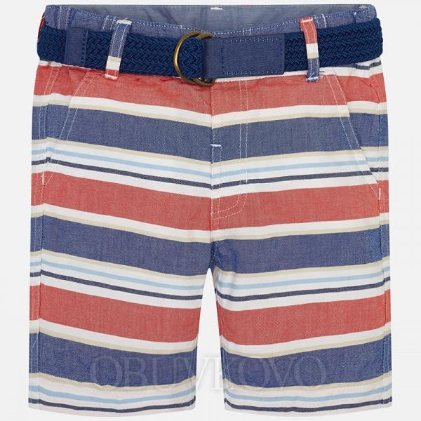 MAYORAL chlapčenské krátke nohavice 3242-049 Party