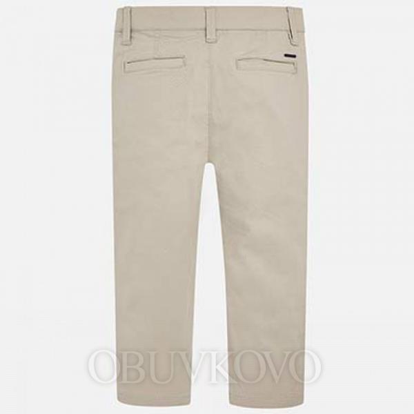 MAYORAL chlapčenské nohavice 512-039 papyrus