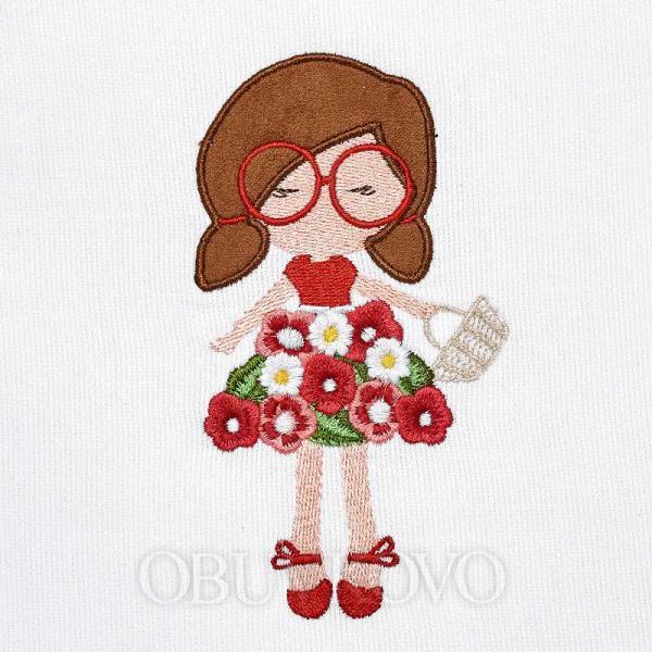 Letné dievčenské šaty MAYORAL 1929-040 Red
