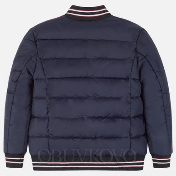 MAYORAL chlapčenský kabát 7438-014 maroon