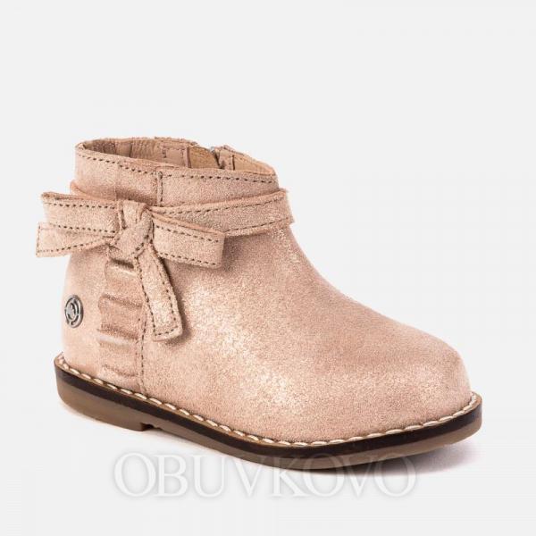 Dievčenské prechodné čižmy MAYORAL 42018-035 pink