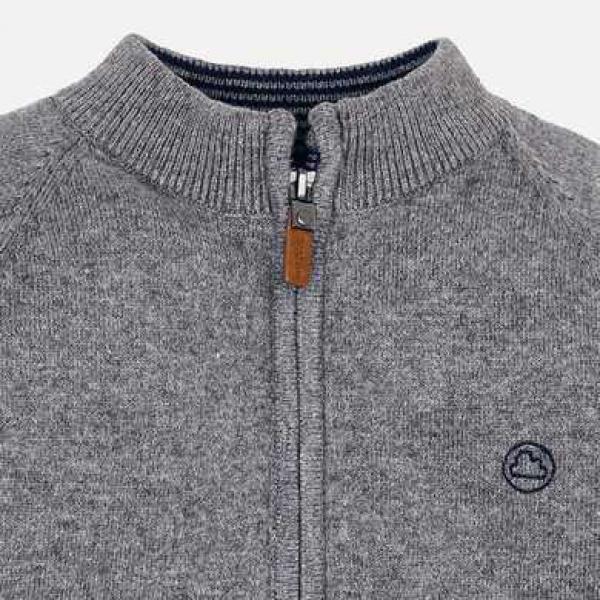 MAYORAL chlapčenský sveter 327-026 grey