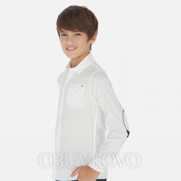 MAYORAL chlapčenská slávnostná košeľa 06157-040
