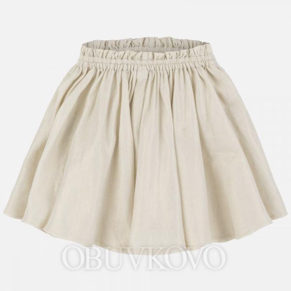 MAYORAL dievčenská sukňa 06949-002 champagne