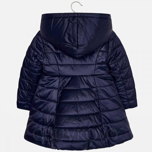 Dievčenský MAYORAL prešívaný kabát 4416-35 navy