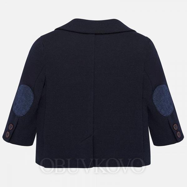 MAYORAL chlapčenské sako kabátik 2442-071 navy