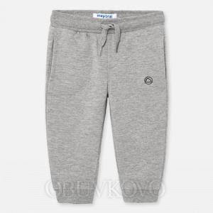 MAYORAL chlapčenské teplákové nohavice 711-093 grey