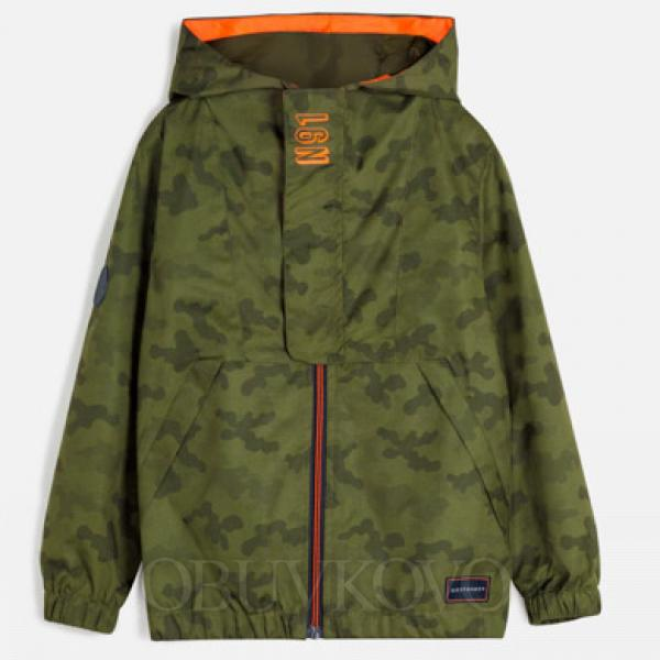Chlapčenaký kabát prechodný MAYORAL 6448-094
